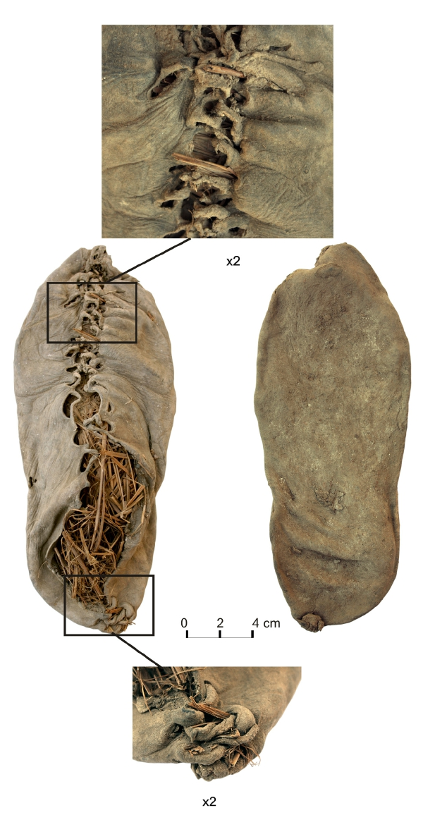Foto-1-Chalcolithic_leather_shoe_f